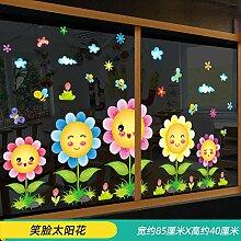 Wanddekoration Cartoon Wandaufkleber