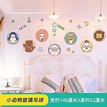 Wanddekoration Deckenbehang Dekoration Aufkleber