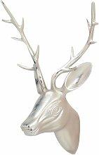 Wanddekoration Deer 45Cm, 33x22x45cm