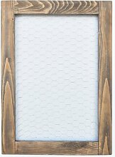 Wanddekoration Holz