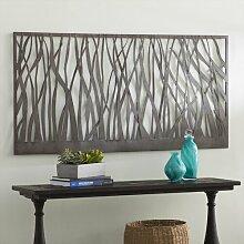 Wanddekoration Metall Brayden Studio