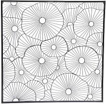 Wanddekoration METIS - Metall - 85x2x84 cm