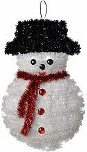 Wanddekoration Schneemann Die Saisontruhe