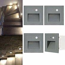Wandeinbauleuchte aussen LED Treppenlicht