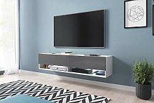 Wander – Fernsehschrank/Tv-Lowboard In Weiß
