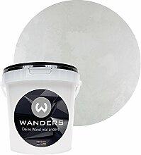 Wanders24 Beton-Optik (1 Liter) Wandfarbe zum