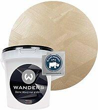 Wanders24® Edel-Metallic (1 Liter, feines Gold)