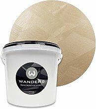 Wanders24 Edel-Metallic (3 Liter, feines Gold)