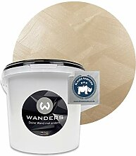 Wanders24® Edel-Metallic (3 Liter, feines Gold)