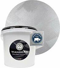 Wanders24® Edel-Metallic (3 Liter, reines Silber)