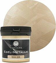 Wanders24 Edel-Metallic (80 ml, feines Gold)