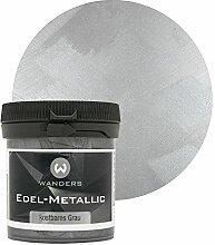 Wanders24 Edel-Metallic (80 ml, kostbares Grau)