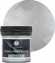 Wanders24 Edel-Metallic (80 ml, reines Silber)