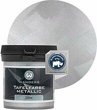 Wanders24® Edel-Metallic (80 ml, reines Silber)