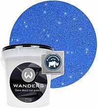 Wanders24® Glimmer-Optik (1 Liter, Gold-Blau)