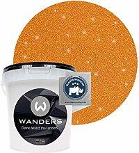 Wanders24® Glimmer-Optik (1 Liter, Gold-Braun)