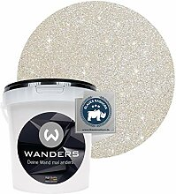 Wanders24® Glimmer-Optik (1 Liter, Gold-Sand)