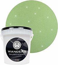Wanders24 Glimmer-Optik (1 Liter, Silber-Jade)