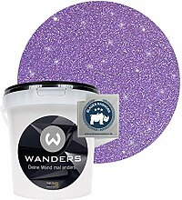 Wanders24® Glimmer-Optik (1 Liter, Silber-Lila)