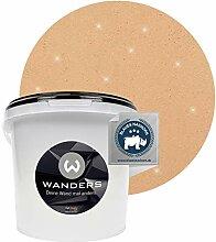 Wanders24® Glimmer-Optik (3 Liter, Silber-Beige)