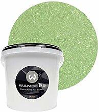 Wanders24® Glimmer-Optik (3 Liter, Silber-Jade)
