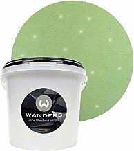 Wanders24 Glimmer-Optik (3 Liter, Silber-Jade)