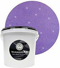 Wanders24 Glimmer-Optik (3 Liter, Silber-Lila)
