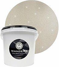 Wanders24 Glimmer-Optik (3 Liter, Silber-Sand)