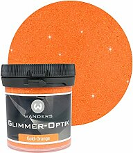 Wanders24 Glimmer-Optik (80ml, Gold-Orange)
