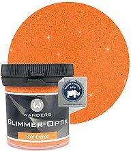 Wanders24® Glimmer-Optik (80ml, Gold-Orange)