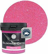 Wanders24® Glimmer-Optik (80ml, Silber-Pink)