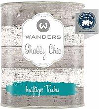 Wanders24® Kreidefarbe (750 ml, kräftiges