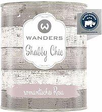 Wanders24® Kreidefarbe (750 ml, romantisches