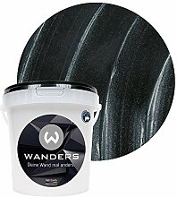 Wanders24® Metall-Optik (1 Liter, Schwarz)