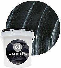 Wanders24 Metall-Optik (1 Liter, Schwarz)