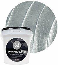 Wanders24 Metall-Optik (1 Liter, Silber)