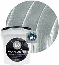 Wanders24 Metall-Optik (1 Liter, Silber)