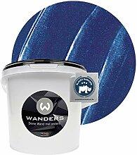 Wanders24® Metall-Optik (3 Liter, Dunkelblau)