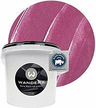 Wanders24® Metall-Optik (3 Liter, Himbeere)
