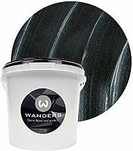 Wanders24 Metall-Optik (3 Liter, Schwarz)