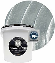 Wanders24 Metall-Optik (3 Liter, Silber)