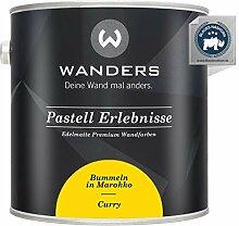 Wanders24® Pastell Erlebnisse (2,5 Liter, Curry)