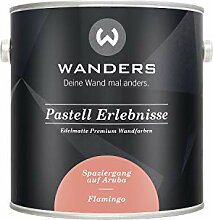 Wanders24 Pastell Erlebnisse (2,5 Liter, Flamingo)