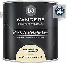 Wanders24® Pastell Erlebnisse (2,5 Liter, heller