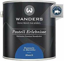 Wanders24® Pastell Erlebnisse (2,5 Liter, Mosaik)