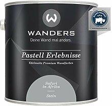 Wanders24® Pastell Erlebnisse (2,5 Liter, Stein)