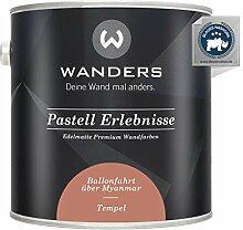 Wanders24® Pastell Erlebnisse (2,5 Liter, Tempel)