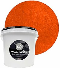 Wanders24 Rost-Optik (3 Liter, Rost-Orange)