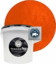 Wanders24 Rost-Optik (3 Liter, Rost-Orange)