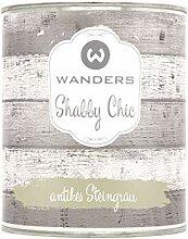 Wanders24 Shabby Chic (750 ml, antikes Steingrau)